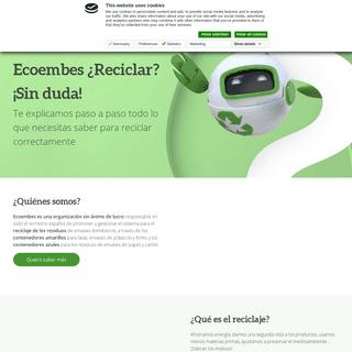 Ecoembes ® - Respondemos a las Dudas del Reciclaje ♻️