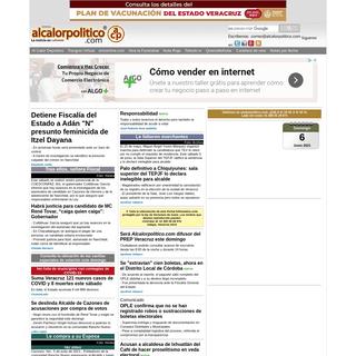 Al Calor Político - El mejor periódico de Veracruz en línea