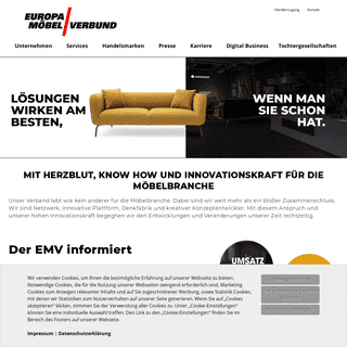 EMV - Europa Möbel-Verbund GmbH & Co. KG