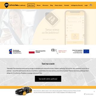 iTaxi.pl - Aplikacja taxi online - Pobierz i zamów taksówkę przez Internet