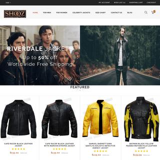 Wholesale Fashion Leather Jackets - USA Jackets Manufacturer