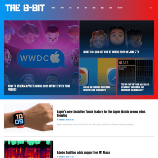 The 8-Bit - The best Apple Tips, Tricks, Guides, Lists, and Reviews!
