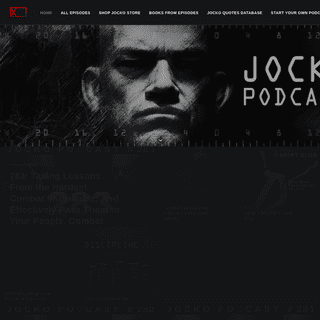 Jocko Podcast – Leadership and Discipline