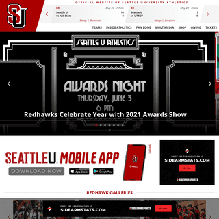 Seattle University - Official Athletics Website