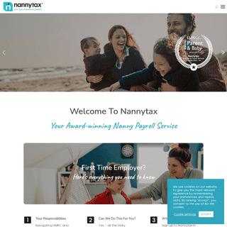 Nannytax Nanny Payroll Services for UK Employers - Nannytax
