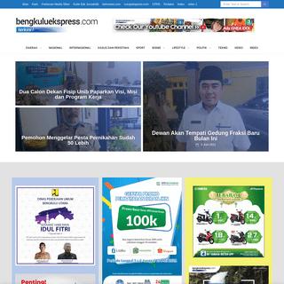 Bengkuluekspress.com - Bengkulu Ekspress