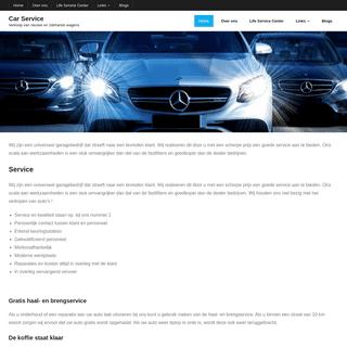 Car Service – Verkoop van nieuwe en 2dehands wagens