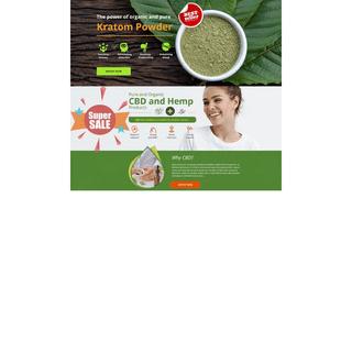 💊 Buy Kratom Products Online ✅