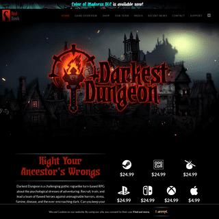 Home - Darkest Dungeon