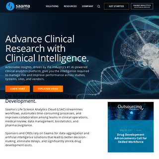 #1 in AI Clinical Analytics