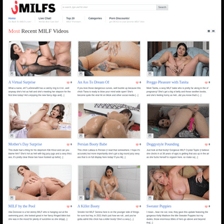 Free MILF Porn Videos at iMILFS » GirlsNaked.net - Naked Girls and Erotic Porn Galleries